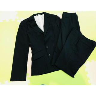 パーソンズ(PERSON'S)の就活スーツ PERSON'S  3点セット レディース 上7号 下9号(スーツ)