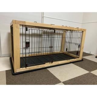 リッチェル(Richell)のリッチェル木製スライドペットサークル(犬)
