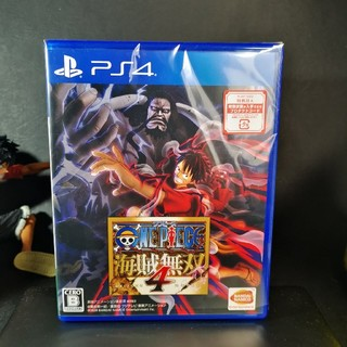 PlayStation4 - ワンピース 海賊無双4 PS4 初回コード未使用