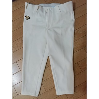 DESCENTE - ジュニアショートフィットパンツ 160 野球パンツ ズボン