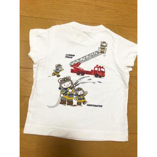 familiar - ファミリアお話Tシャツ80