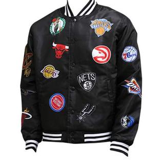 UNK NBA チームロゴ スタジャン 激レア