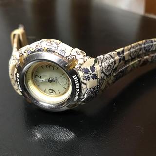 ベビージー(Baby-G)のBABY-G リメイク カスタム トルコ アンティークタイル調(腕時計)