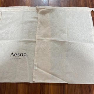 Aesop - Aesop イソップ 巾着 2枚