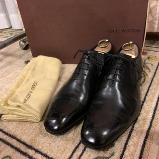 LOUIS VUITTON - 美品 LOUIS VUITTON ルイヴィトン ドレスシューズ  革靴