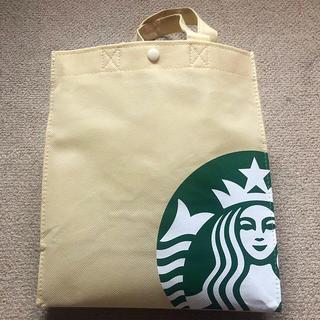 Starbucks Coffee - 非売品 スタバ 不織布 トートバッグ サイレンバッグ