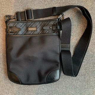 BURBERRY BLACK LABEL - Burberry black label bag