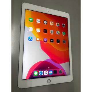 アイパッド(iPad)のiPad Air2  Wi-Fi Cellular 64GB シルバー (スマートフォン本体)