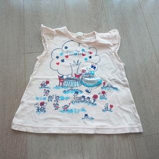 KP - *美品*KP ニットプランナー アリスmimiちゃんTシャツ 95