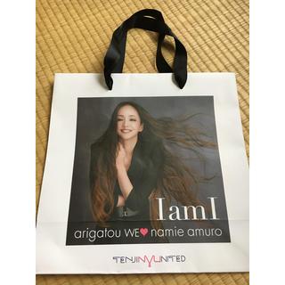 安室奈美恵 紙袋