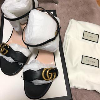 Gucci - GUCCI 新品未使用品 サンダル  パンプス