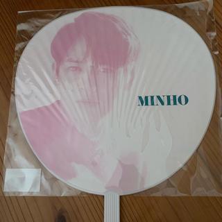 シャイニー(SHINee)のSHINee MINHO うちわ(アイドルグッズ)
