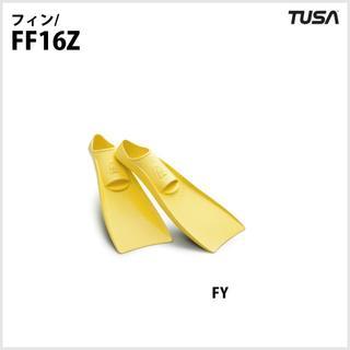 ツサ(TUSA)のダイビング・フィン・TUSA・FF16・カイル(FY・Mサイズ)(マリン/スイミング)