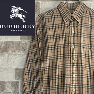 BURBERRY - Burberry LONDON バーバリーロンドン シャツ