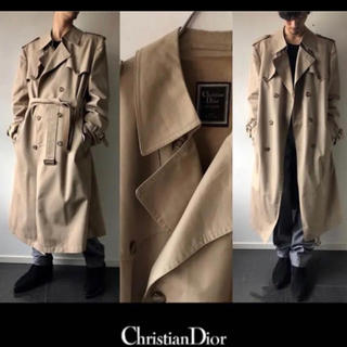 DIOR HOMME - Christian Dior トレンチコート  80's