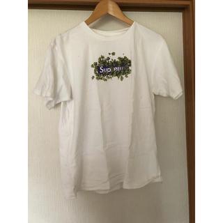 Supreme - Supreme オマージュtシャツ rugged