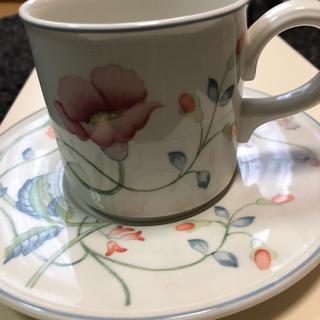 コーヒーカップ&ソーサー(食器)