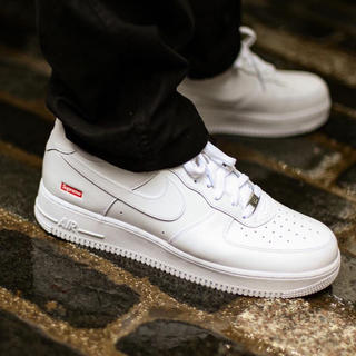 Supreme - 試着なし 27 Supreme Nike Air Force 1 Low