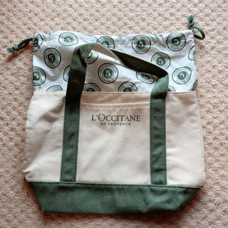 L'OCCITANE - ロクシタン キャンバスミニトート