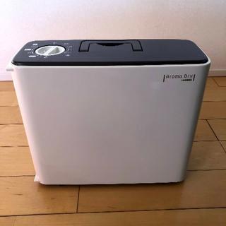 ツインバード(TWINBIRD)のふとん乾燥機 アロマドライ ホワイト(衣類乾燥機)