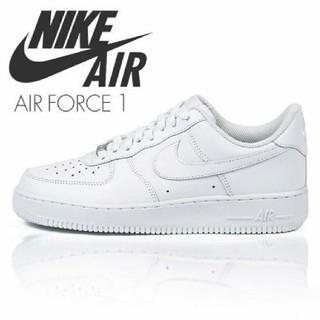 NIKE - 新品・国内正規品エアフォース1 air force 1 white ホワイト 白