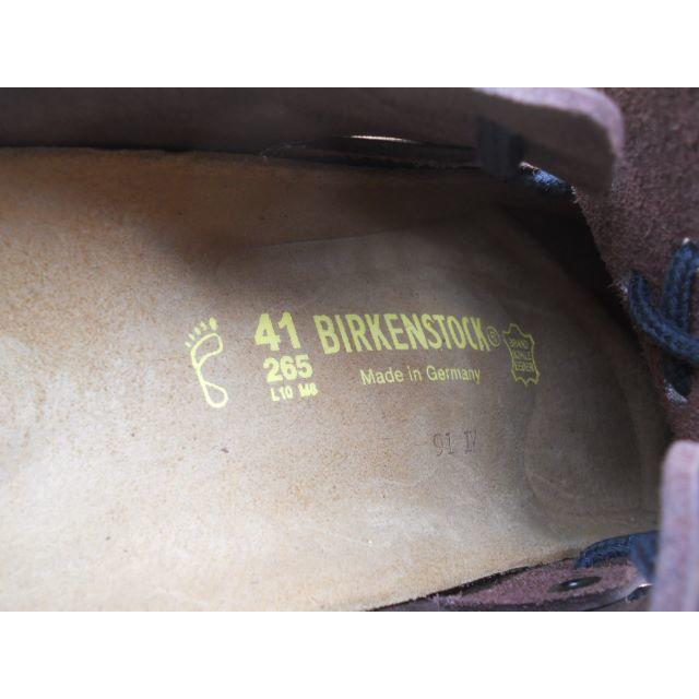 BIRKENSTOCK(ビルケンシュトック)のビルケンシュトック MONTANA 41 ブラウン メンズの靴/シューズ(その他)の商品写真
