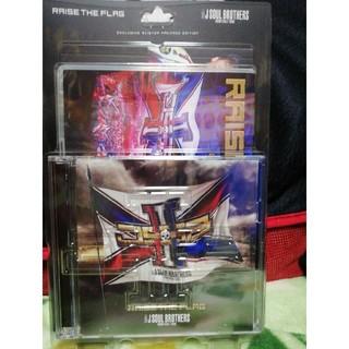 三代目 J Soul Brothers - RAISE THE FLAG EXILE TRIBE FAMILY会員限定盤