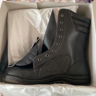 ミドリアンゼン(ミドリ安全)のティー様専用 ミドリ安全 革製軽量ウレタン二層底安全靴(その他)