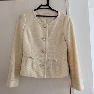 anySiS - 美品 エニィスィス ノーカラー ジャケット