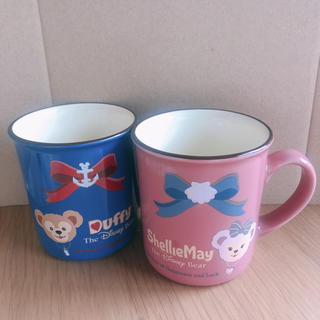 Disney - ダッフィシェリーメイマグカップ