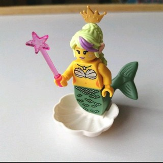 Lego - レゴ 人魚 マーメイド ミニフィグ 女の子