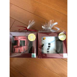 BANDAI - ガンダム マグカップ セット