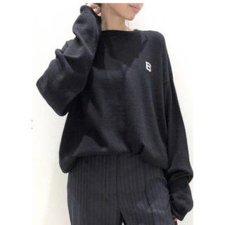 L'Appartement DEUXIEME CLASSE - used☆ 【BILLY/ビリー】B SWEATER