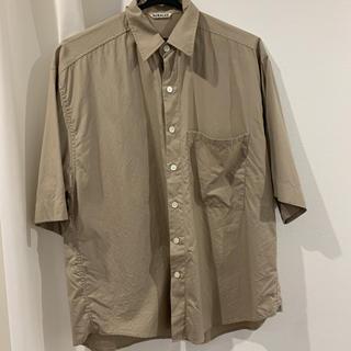 COMOLI - オーラリー AULAREE シャツ