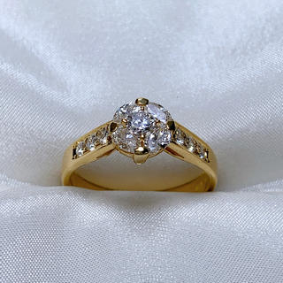●phoenicia ダイヤモンド ファッションリング(リング(指輪))