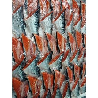 養殖 チリ産 銀鮭の尾【冷凍・うす塩・加熱用】