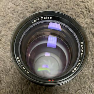 キョウセラ(京セラ)のCONTAX SonnarT*180mm F2.8 MM(レンズ(単焦点))