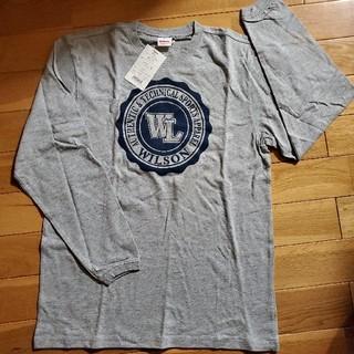 ウィルソン(wilson)のWILSON ロングTシャツ(Tシャツ/カットソー(七分/長袖))
