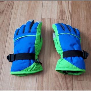 スキー手袋 グローブ キッズ  SS(6~7才)