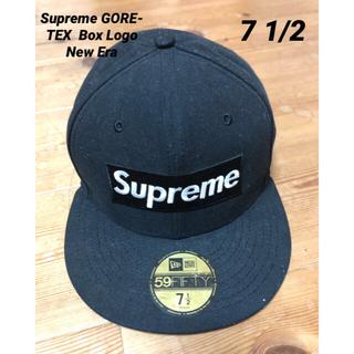 Supreme - Supreme GORE-TEX  Box Logo New Era Cap