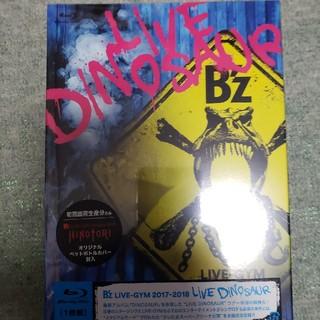 送料込4800円即決Bzライブブルーレイ。(ミュージック)