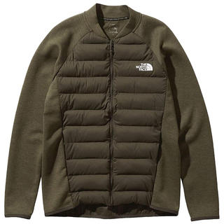 THE NORTH FACE - THE NORTH FACE ハイブリッドテックエアーインサレーテッドジャケット
