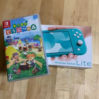 Nintendo Switch - 【新品未開封】どうぶつの森 ドウブツノ森 ニンテンドースイッチライト 本体セット