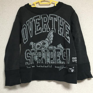 over the stripes グレムリン キッズトレーナー 110cm