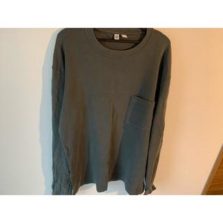 UNIQLO - ユニクロユー ポケットTシャツ