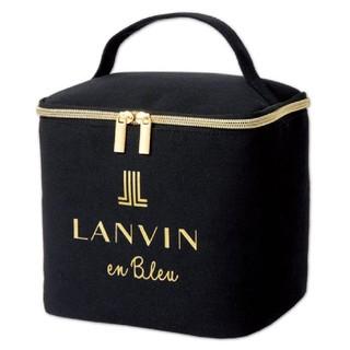 ランバンオンブルー(LANVIN en Bleu)のsweet1月号 LANVIN en Bleu♡バニティポーチ マルチボックス(メイクボックス)