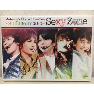 Sexy Zone - SUMMARY2012  Sexy Zone