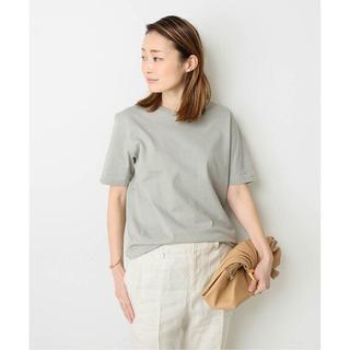 DEUXIEME CLASSE - 新品◆neat Tシャツ Deuxieme Classe【グリーン】