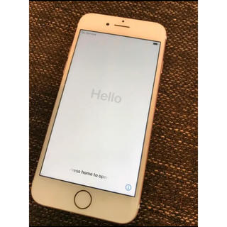 Apple - iPhone 7 Rose Gold 32 GB au