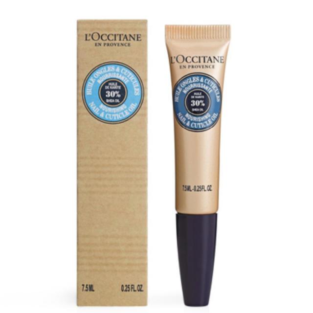L'OCCITANE(ロクシタン)のロクシタン シアネイルオイル コスメ/美容のネイル(ネイルケア)の商品写真